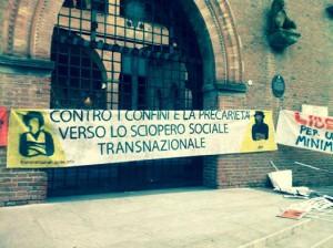 sciopero sociale transnazionale